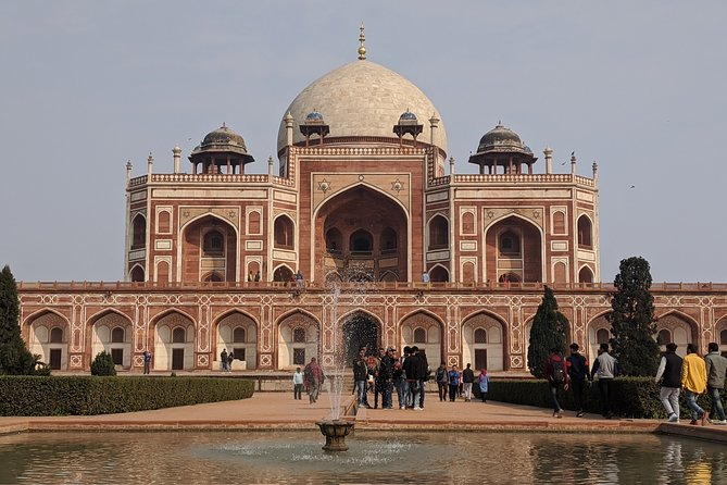 Full Day Private Tour Of Old & New Delhi