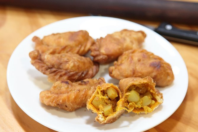 Virtual Cooking Class: Learn to make Singapore Curry Puffs