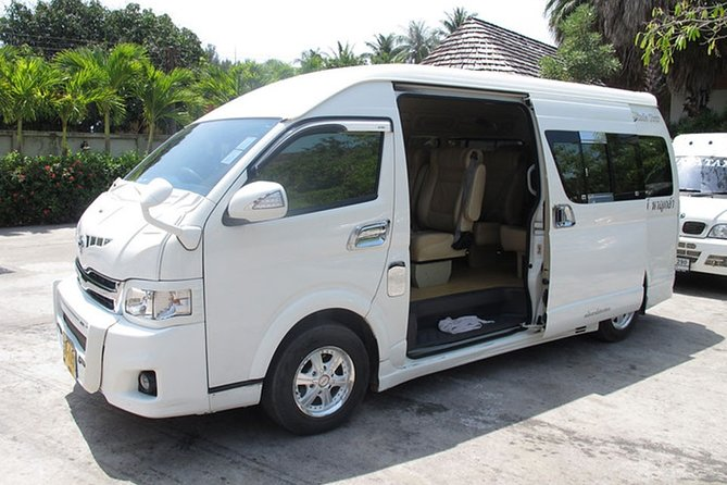 Krabi To Koh Ngai by Air conditioner Van and Longtail Boat