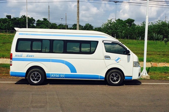 Krabi Airport To Koh Lanta by Shared AC Van