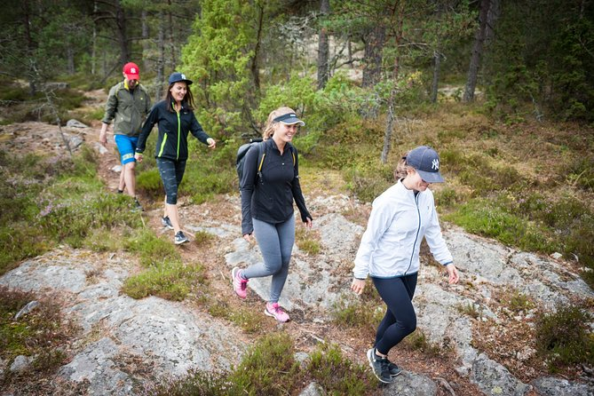 Off-Trail Nature Stockholm Hike