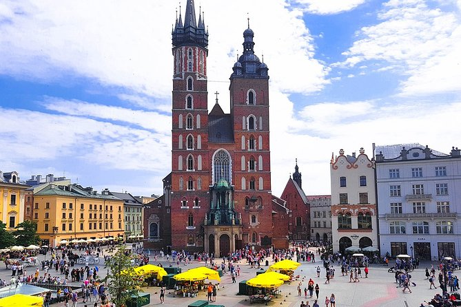 Private 3-hours Walking Tour of Krakow with official tour guide