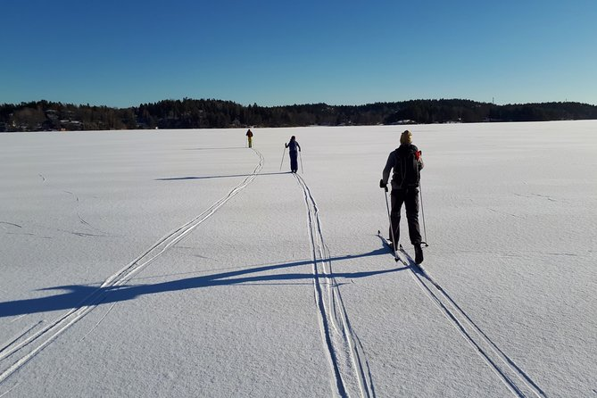 Nordic Cross-Country Skiing in Stockholm