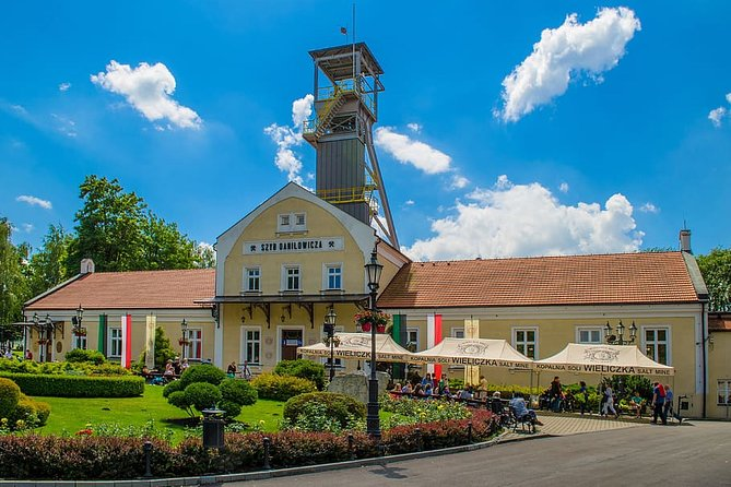 From Krakow: 4-hour Private Tour to Wieliczka Salt Mines with Hotel pick-up