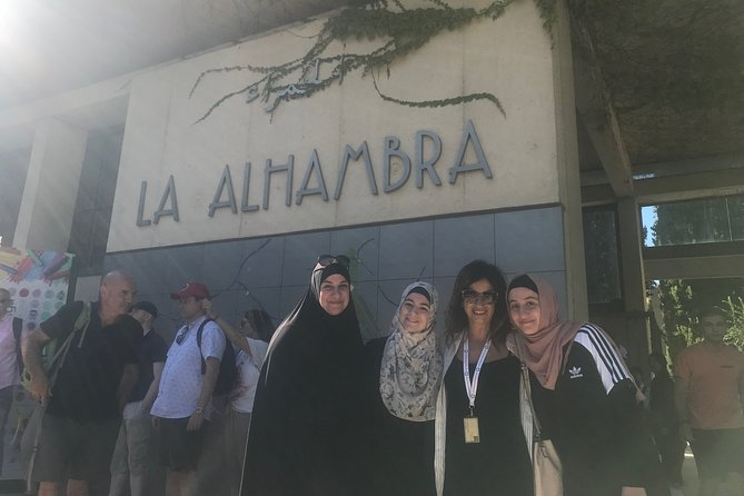 The Secrets of the Alhambra, private tour