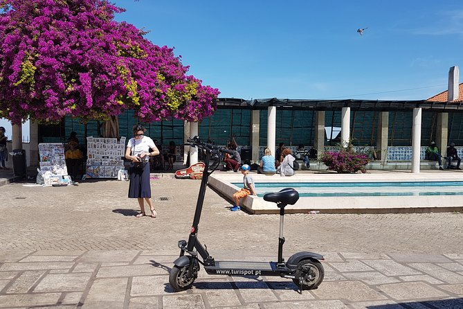 Lisbon: E-Scooter Rental