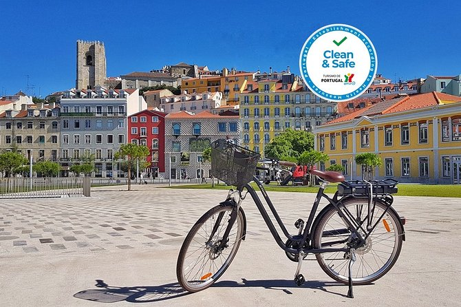 Bike Rental in Lisbon photo 1
