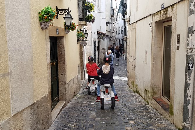 Alfama Tour by Sitway in Lisbon
