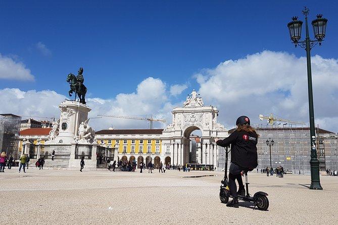 Lisbon: Belém Tour by E-scooter