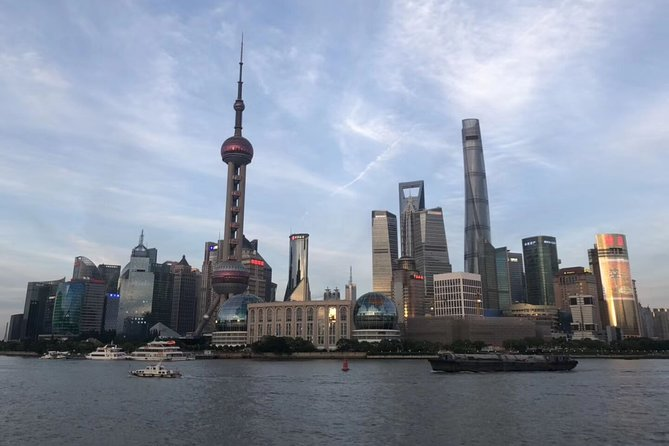 4-Day private tour from Chengdu to Shanghai