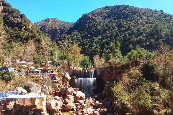Day trip: Excursion to Ourika Valley from Marrakech