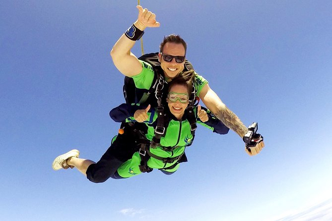 Tandem Jump With 10 Selfie Photos at SkyRadical in Boituva