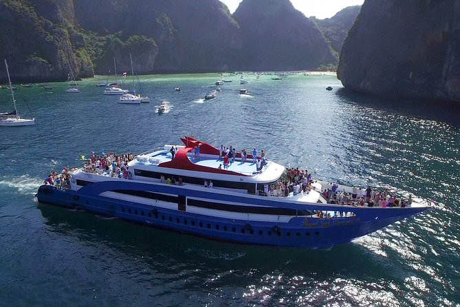 Phi Phi Island to Krabi Town by Ferry