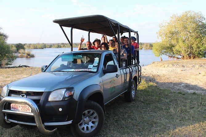 Safari Game Drive in Zambezi National Park with Hotel Pickup
