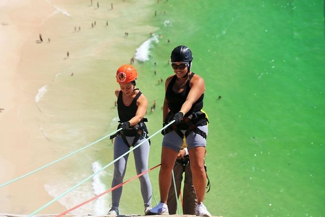 Private Tour: Rapelling and Trekking at Turtle Stone in Rio de Janeiro