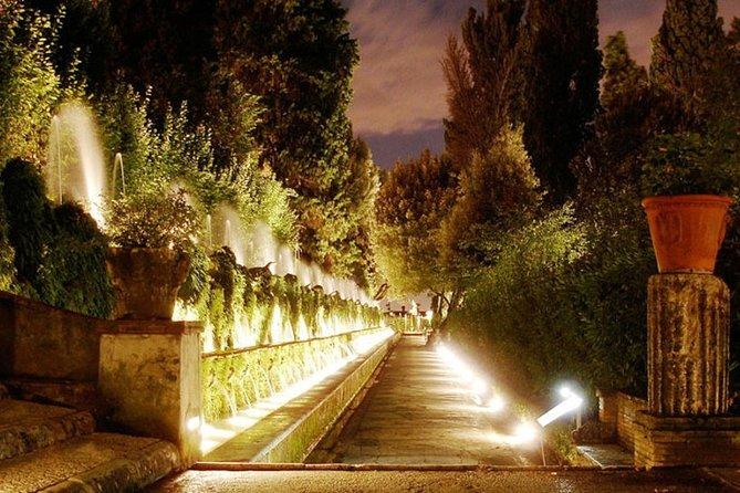 Tivoli - Half day - 4 hours (Villa d'Este & Villa Adriana)