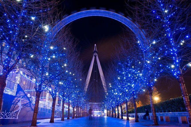 London Christmas Day 24 Hours Hop-on Hop-off Bus Tour