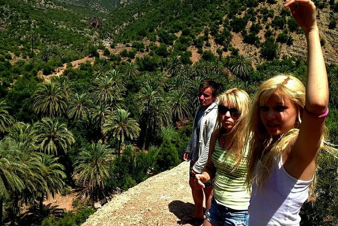 Private Paradise valley Tour Enjoy Swiming From Agadir