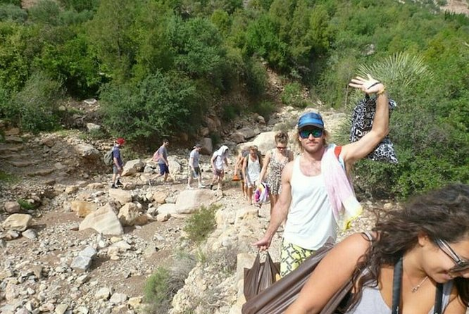 Private Paradise valley Tour Enjoy Swiming From Agadir