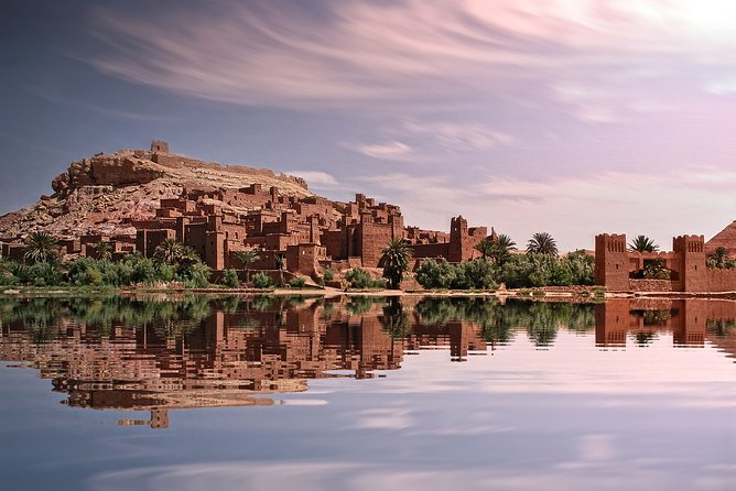 3-Day Marrakech to Fes Private Desert Tour with Camel Trek