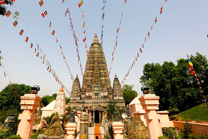 Guided Virtual Tour of Bodhgaya