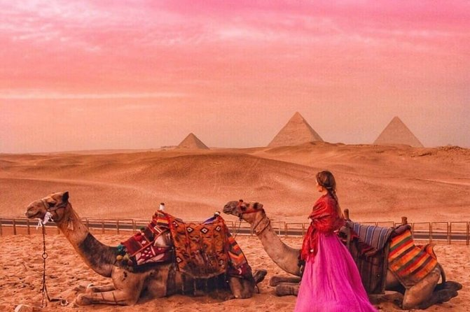 4 Day: Cairo and luxor by Flight