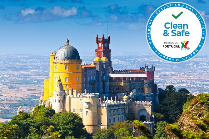 Tour of Sintra - Tickets included, No Queue Private Experience (4h)