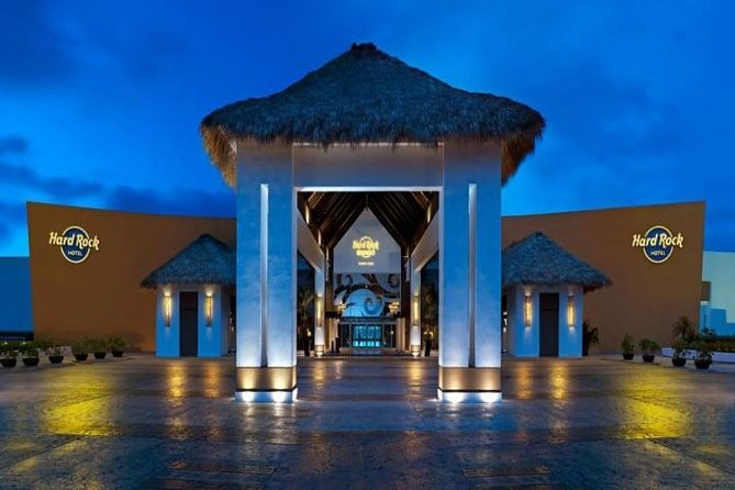 Punta Cana (PUJ) to HARD ROCK RESORT ROUND TRIP