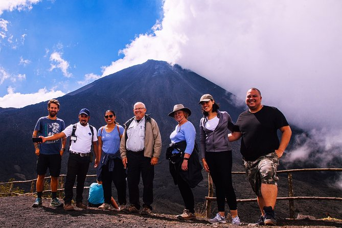 Pacaya Volcano Tour and Hot Springs from Guatemala City