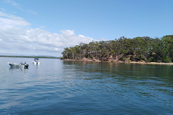 Private Full-Day Guided Tour: Russell Lamb Macleay and Karragarra Islands