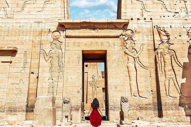 4 NIGHTS / 5 DAYS AT Radamis CRUISE FROM LUXOR TO ASWAN