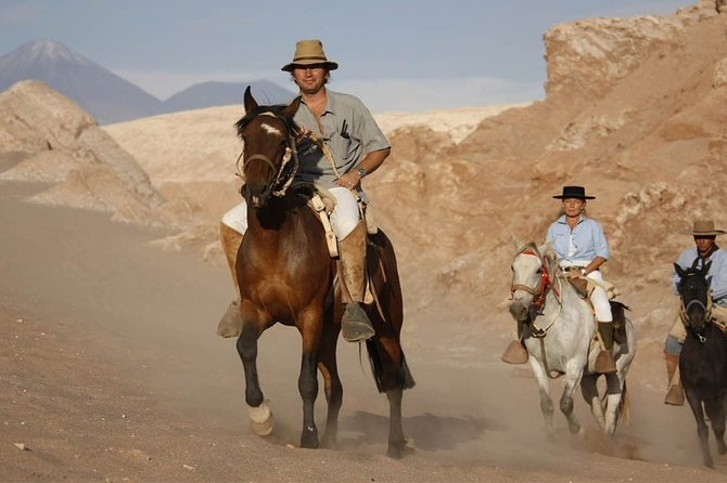 Private Horseback riding and wines from Santiago
