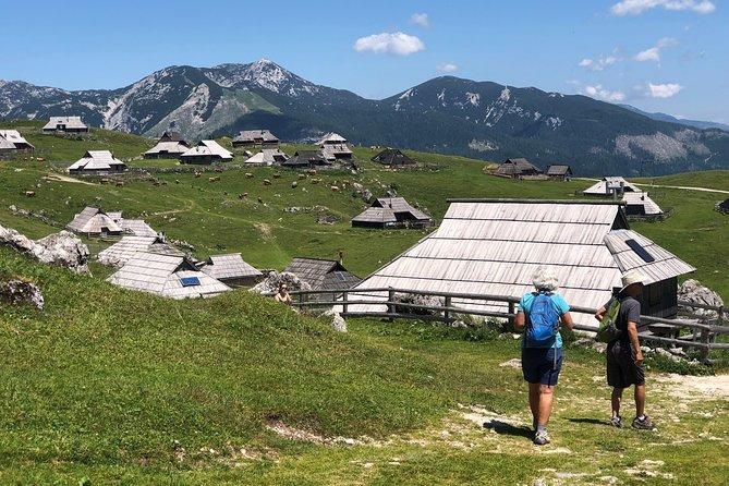 Velika Planina Shepherd's Hike