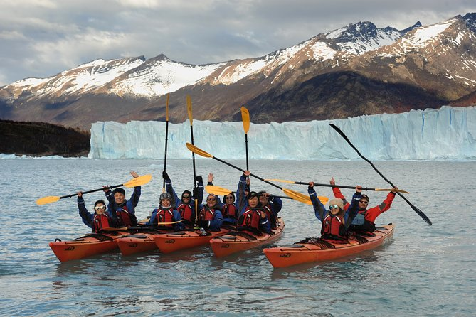 Kayak Experience to the Perito Moreno Glacier from El Calafate