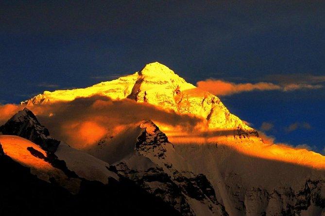 8 Days Lhasa to Everest Base Camp Group Tour