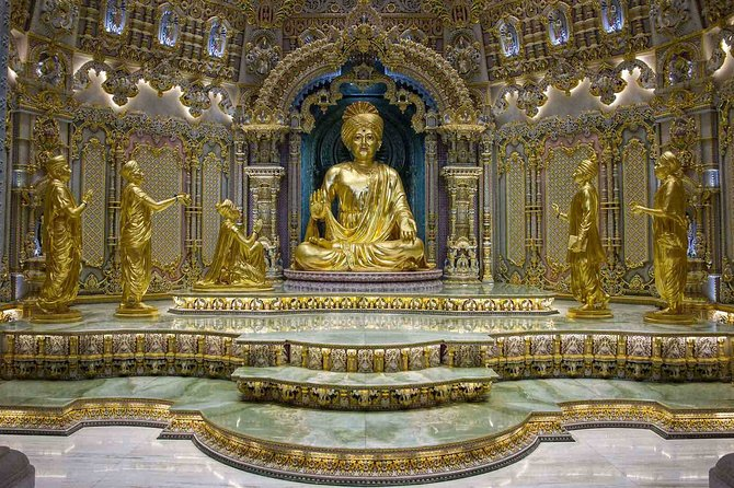 Delhi Temples and Spiritual Sites Tour