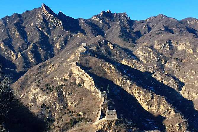 All Inclusive Private hiking Tour to Jiabian Tower at Hefangkou Great Wall