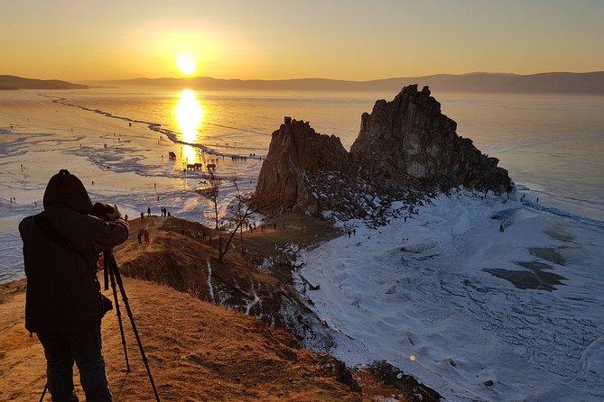 Winter Olkhon Island Tour (2 days)