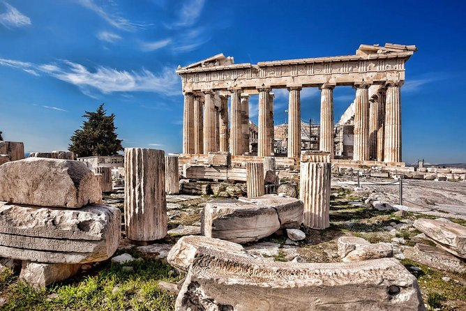 Get to know Athens Full Day Private Tour