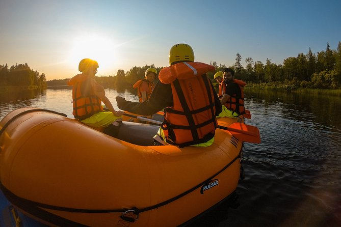 Arctic River Rafting