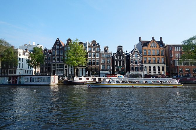 Amsterdam Canal Cruise from Rijksmuseum