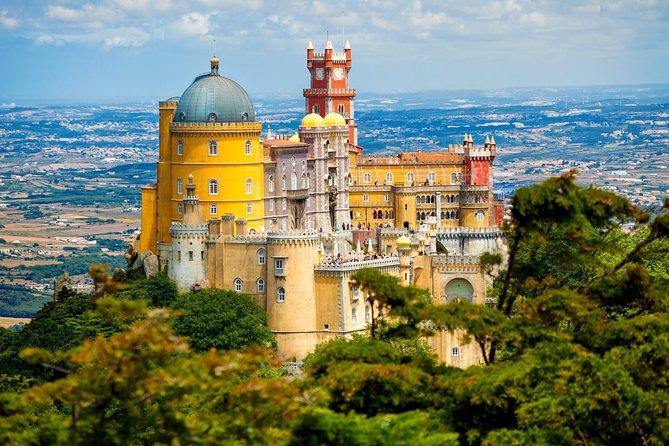 Sintra, Cape Roca, Lisbon Riviera Tour (8h)