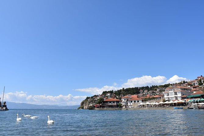 Ohrid and Tirana tour in 2 days (with overnight in Ohrid) from Skopje