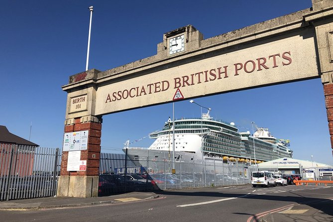 Southampton Cruise Port Transfer to/from London City & All London Airports