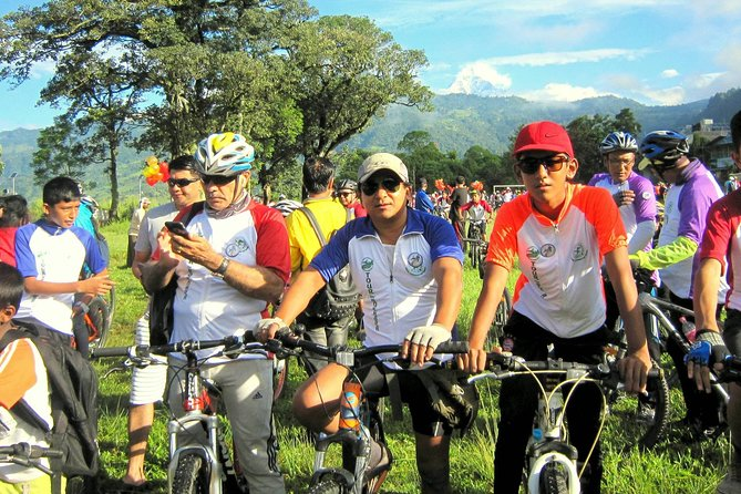 Pame Cycling Day Tour from Pokhara
