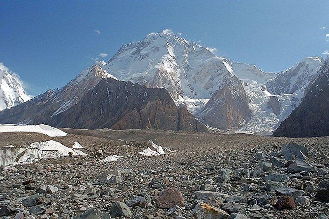 Mount Broad Peak 8051M Expedition