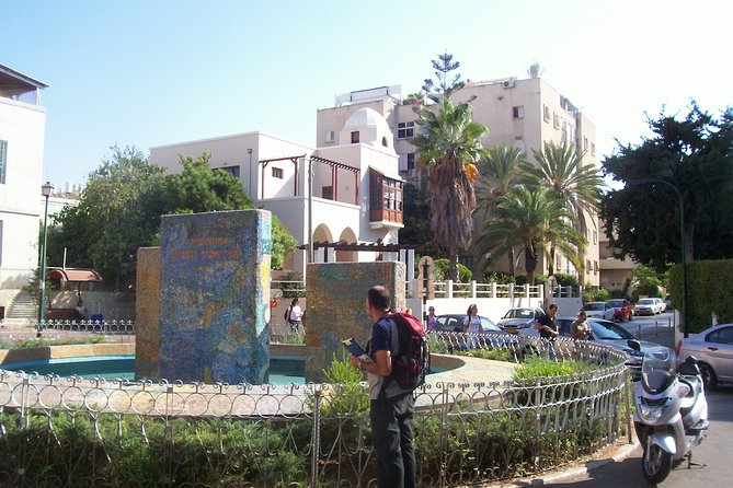 Tel Aviv and Jaffa Private Half Day Walking Tour