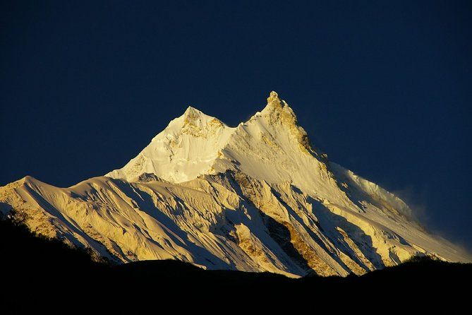 Mount Manaslu Expedition