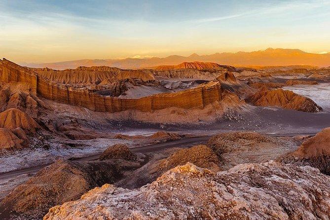 Excursão para grupos pequenos ao Vale da Lua saindo de San Pedro de Atacama