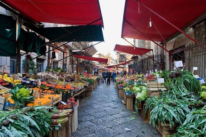 PRIVATE Palermo Historic Walking Tour and Street Food